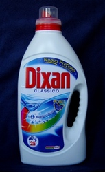 Порошок DIXAN Classico (Жидкий) для стиральных машин - 2, 5 литра