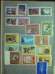 Почтовые марки.Представлено большое количество марок