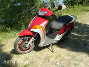 Продам  Макси-Скутер Viper Omega MX 150