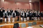 Презентация  школьной формы. Украина.