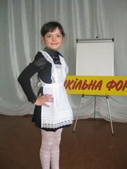 Киев. Форма СССР. Последний звонок