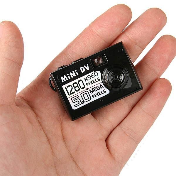 Шпионская камера своими руками