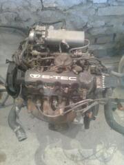 Двигатель 1ой комплектации Ланос 1, 5