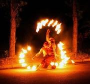 Огненное шоу - достойное украшение вашего праздника!