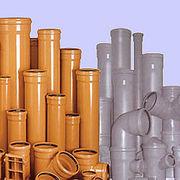 Трубы ПВХ и фитинги для наружной канализации Черкассы