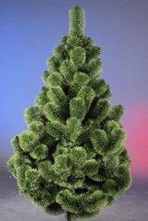 Новогодние искусственные елки и сосны,  Санта-Клаусы