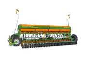 Прицепная механическая сеялка Amazone D9-6000 TC с внесением удобрений