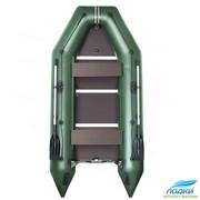 Надувная лодка Kolibri KM-330D моторная