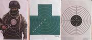 Продам мишени. Купить мишени для стрельбы (грудная,  черный круг и др.)