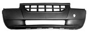 передний бампер FIAT  DOBLO