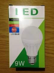Продам лампу светодиодную. Цоколь: Е27. Мощность: 9/72 Ватт,  за 49 грн
