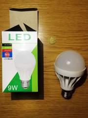 Лампа светодиодная. Цоколь: Е27. Мощность: 9/72 Ватт,  за 49 грн