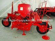 Сеялка зерновая прессовая СЗП 3, 6 АСТРА на 4 колёсах. Червона Зирка