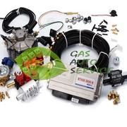 для автомобиля 6 цилиндров ГБО STAG 300 ISA2 установить газ в машину и