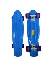 Скейт Penny Board голубой