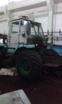 Капитальный ремонт тракторов Т-150.Опыт.