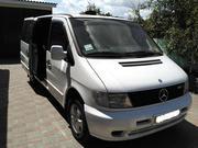 Mercedes Vito CDI пассажир Идеал!
