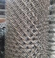 Сетка рабица от производителя,  проволока,  столбики ж/б,  б/у