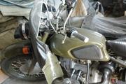 Мотоцикл МВ-650