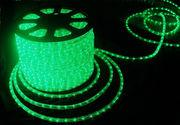 Дюралайт светодиодный led-2wrl зеленый,  100 метров