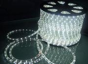 Дюралайт светодиодный led-2wrl белый,  100 метров