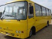 Восстановительный ремонт автобусов Богдан А091 ,  А092 (документы).