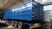 Зерновоз - кузов ( изготовление и переоборудование )