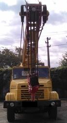 Продаем автокран КС-4562,  Камышинец,  20 тонн,  КрАЗ 250,  1992 г.в.