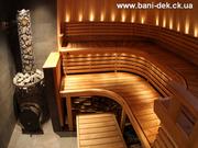 Бани Сауны Офуро отделка деревом помещений