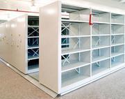 ПРОИЗВОДИМ раздвижные стеллажи для архива,  офиса,  библиотеки