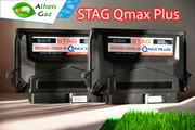 Блок управления ГБО Stag-4 семейства Q-Max plus для 5-8 цил. инж. двиг