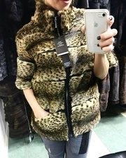 Шикарная меховая куртка