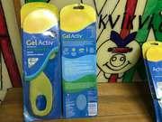 Гелевые стельки для обуви Scholl Gel Active