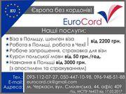 Візи та робота в Польщі.