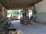 Деревообрабатывающее предприятие,  Цех изготовления древесных пелет