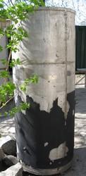Бак з нержавіючої сталі / бак из нержавейки. Об'єм 415 л. Канів.