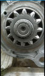 Стартер автомобіля Scania