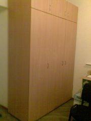 шкаф 3-х створчатый с антресолями б/у