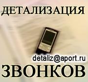Услуга Детализация звонков с оплатой по факту выполнения